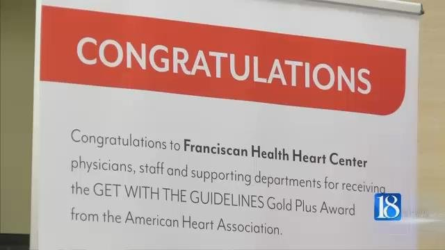 Franciscan Lafayette East recognized for outstanding patient care